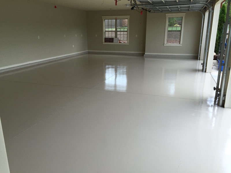 Should An Epoxy Garage Floor Cost In Harrisburg, PA?